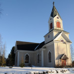 Lestijärvi church